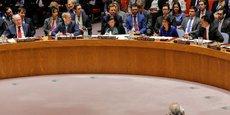 La Russie a demandé et obtenu la tenue d'une réunion d'urgence du Conseil de sécurité de l'Onu, convoquée pour 17 heures de Paris ce samedi.