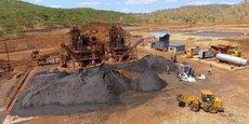African Chrome Fields, filiale du groupe sud-africain Moti, extrait actuellement environ 30 000 tonnes de minerai de chrome par mois, avant de les transférer à sa fonderie en Afrique du Sud. Le groupe prévoit d'augmenter ce volume à 65 000 tonnes d'ici le mois d'octobre 2018.