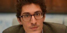 Antoine Amiel, co-fondateur de Learn Assembly.