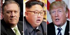 Si la Corée du Nord prend des mesures courageuses pour une dénucléarisation rapide, les États-Unis sont prêts à travailler avec la Corée du Nord pour l'amener au même niveau de prospérité que nos amis sud-coréens, a déclaré Mike Pompeo, le secrétaire d'État américain.