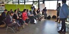 Candidats et partenaires de l'évènement étaient réunis pour cette réunion préparatoire en Lozère