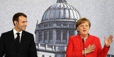Le 22 janvier, Emmanuel Macron et la Chancelière allemande, Angela Merkel, signeront à Aix-la-Chapelle un nouveau traité de coopération et d'intégration franco-allemand