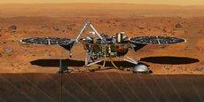L'objectif scientifique de la mission InSight est de comprendre comment s'est formée Mars et comment elle a évolué