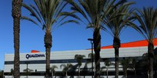 QUALCOMM SUPPRIME 1.500 POSTES EN CALIFORNIE