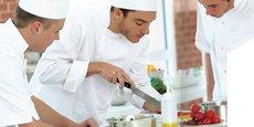 L'hôtellerie-restauration est l'un des secteurs les plus dynamiques dans la région avec une croissance des effectifs de +4,5 % sur un an.