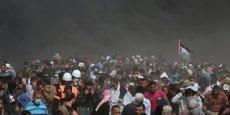 L'ARMÉE ISRAÉLIENNE TUE DEUX PALESTINIENS À LA FRONTIÈRE AVEC GAZA