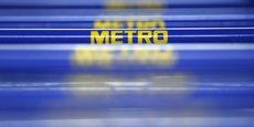 METRO ABAISSE SES PRÉVISIONS À CAUSE DE LA RUSSIE, LE TITRE CHUTE