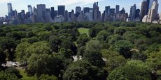 LA VILLE DE NEW YORK VA FERMER CENTRAL PARK À LA CIRCULATION