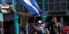 UNE RÉFORME RETIRÉE AU NICARAGUA APRÈS DE VIOLENTES MANIFESTATIONS