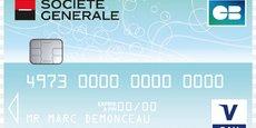 La nouvelle offre de la Société Générale est facturée à partir de 6,20 euros par mois, incluant une carte CB à débit immédiat et autorisation systématique. Elle est gratuite pour les 15-18 ans et à moitié prix pour les moins de 24 ans.