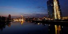 BCE: PREMIÈRE DIMINUTION DU STOCK DE DETTE SOUVERAINE