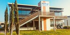 Le siège de ForProf, aux Angles (30)