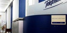 TELEFONICA: BAISSE DU BÉNÉFICE AU 1ER TRIMESTRE CONFORME AUX ATTENTES