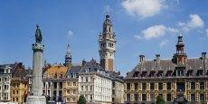 Lille. Copyright Reuters