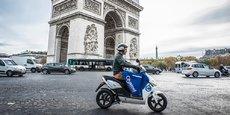 Cityscoot vise une flotte de 10.000 scooters fin 2019 contre 1.650 aujourd'hui et envisage de se déployer en région mais aussi à l'étranger (à Milan et Genève tout d'abord).