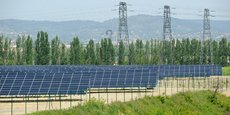 Avec 2,5 TWh en 2017, la Nouvelle-Aquitaine est la première région productrice d'électricité solaire de France.
