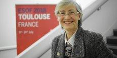 Anne Cambon-Thomsen estime qu'accueillir l'Esof est une chance pour Toulouse.
