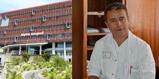 Le professeur Michel Galinier, chef du service cardiologique de l'hôpital de Rangueil propose la télésurveillance à une vingtaine de ses patients insuffisants cardiaque.