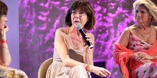 Viviane de Beaufort, invitée des LTWA 2017, annonçait la création imminente de Club Génération #Startuppeuse à Montpellier