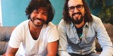 Bertrand Uzeel et Jérémy Clédat, les deux cofondateurs de Welcome to the jungle.
