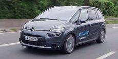 Près de 200.000 km de routes en voiture autonome ont déjà été effectuées en France entre 2015 et 2018.