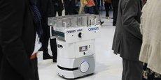 Les robots ont envahi les entreprises aéronautiques depuis quelques années.