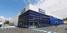 La nouvelle usine est implantée sur la zone d'activités de Montredon à Toulouse.