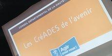 54 activités pour 113 emplois ont vu le jour grâce à CréADE 31.