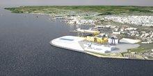 Complexe portuaire de Brest