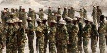 armée soldats Tchad
