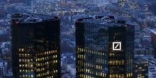 Deutsche bank veut conserver sa presence mondiale