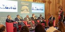 Smart City Forum Aziz maa huet panel