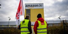 Salariés d'Amazon