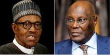 collage Buhari Atiku Nigeria