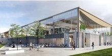 Learning center Campus porte des alpes