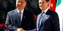 Accord entre rome et pekin sur les nouvelles routes de la soie
