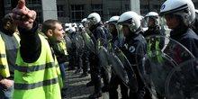 Interdiction de manifestation samedi a lyon des gilets jaunes