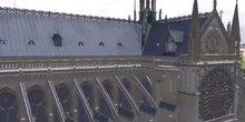 La technologie propriétaire de ICM-Soft a permis de créer cette modélisation de ND de Paris, offerte gratuitement au public