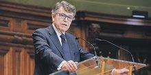 Thierry de Montbrial, président de l'IFRI