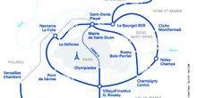 Grand Paris Express plan SGP