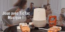 ADN.ai et son jeu développé pour Ferrero et sa marque Tic Tac