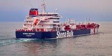 Le petrolier britannique implique dans un incident en mer avant d'etre saisi