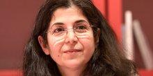 Fariba Adelkhah, anthropologue, Iran,