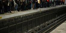 Greve massive a la ratp, paris embouteille