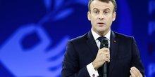 Macron annonce des moyens supplementaires pour l'hopital