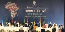 sommet lomé initiative faux medicaments