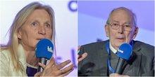 Clara Gaymard Une Epoque Formidable Michel Camdessus