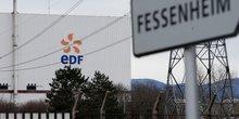 Fermeture samedi du premier reacteur de la centrale de fessenheim