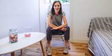 Laure Courty, CEO fondatrice de Jestocke.com