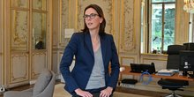 Amélie de Montchalin ministre